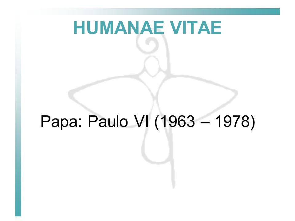 Tema: Valor natural da Vida Humana e da Família