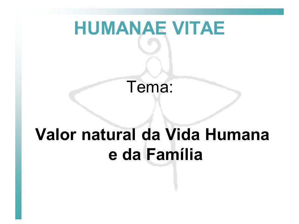 Tema: Instrução sobre o respeito à vida humana nascente e a dignidade da procriação DONUM VITAE