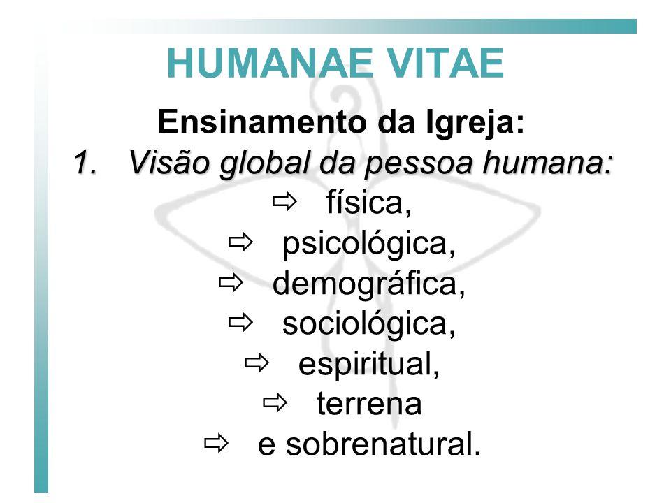2. Ciência e técnica a serviço da pessoa humana DONUM VITAE
