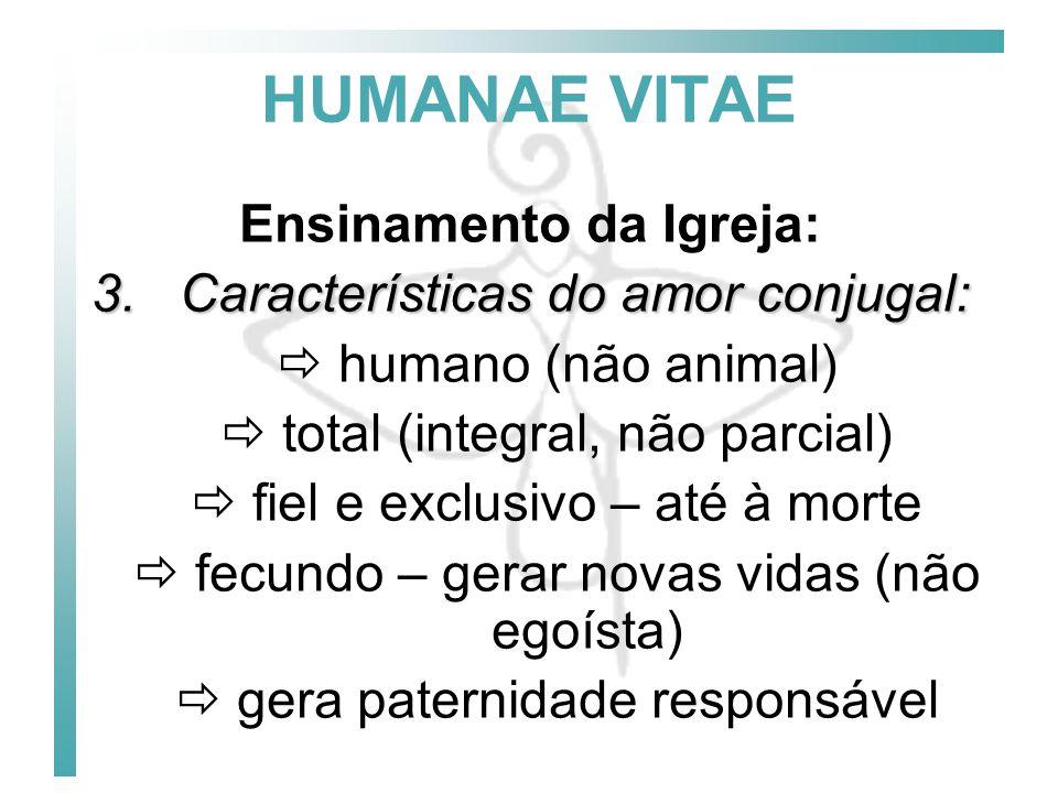 4. Critérios fundamentais para um juízo moral DONUM VITAE