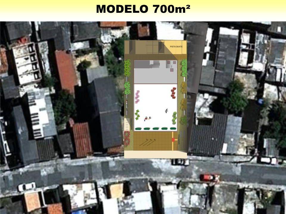 MODELO 700m²