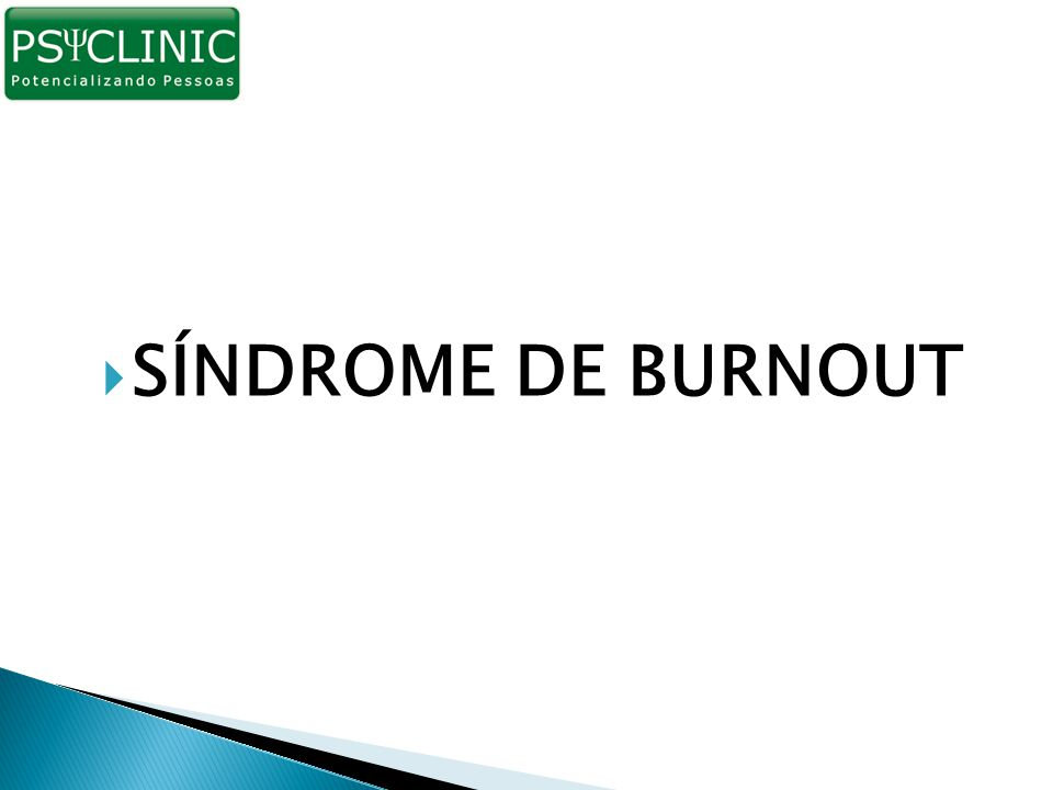  SÍNDROME DE BURNOUT