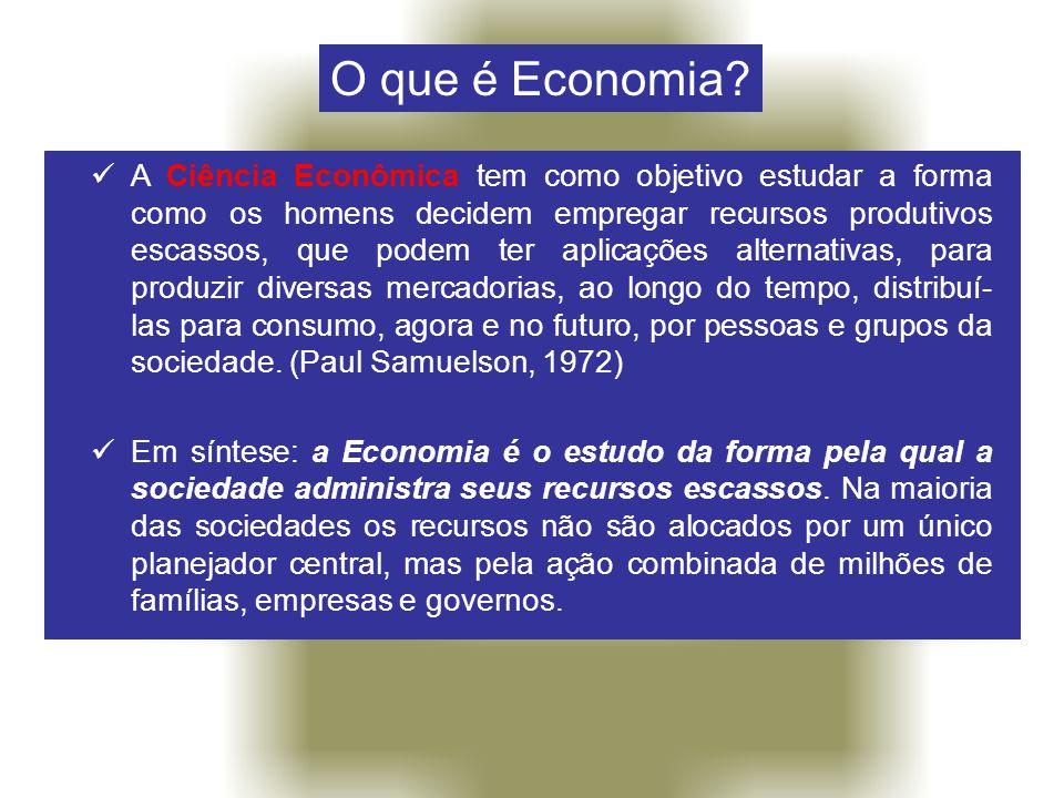 Elasticidade e suas aplicações Elasticidade-renda da demanda: alguns exemplos nos anos 90 ProdutoElasticidade-renda (Brasil) Arroz0,016 Pão0,091 Azeite0,846 Farinha de Mandioca - 0,361 Fonte: periódicos diversos