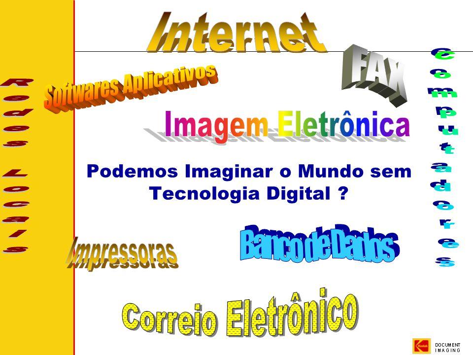 Kodak Brasileira - Document Imaging - Cássio Vaquero Os Problemas nos Arquivos...