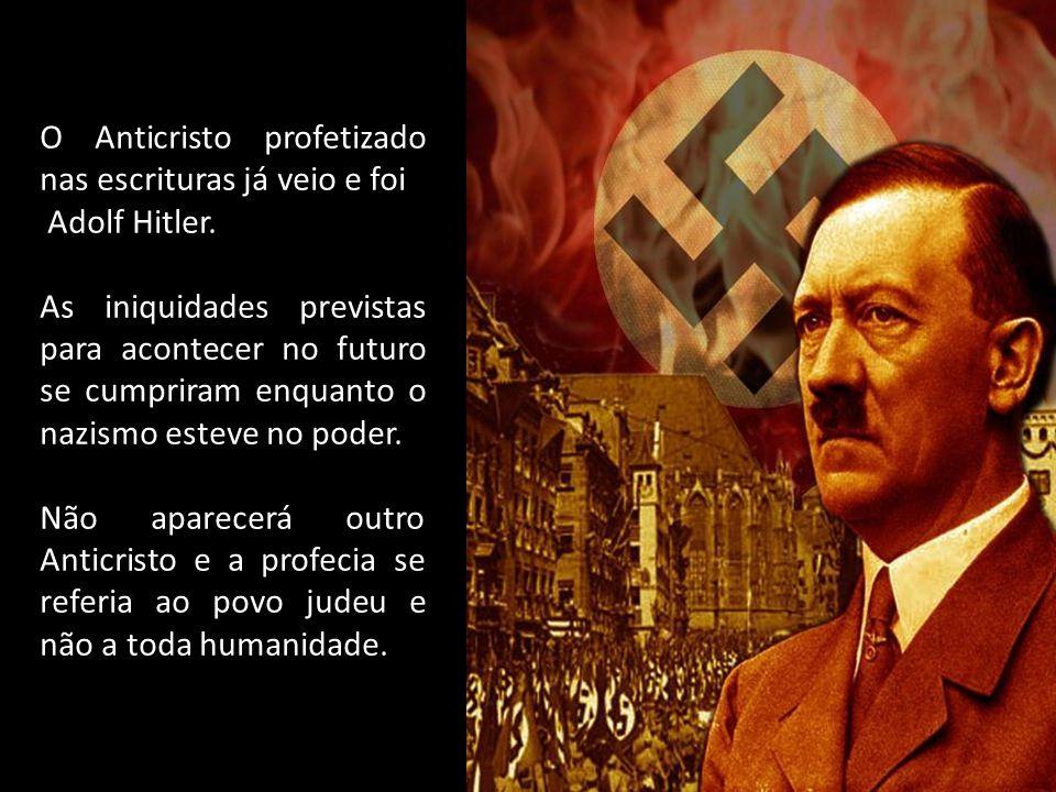 Dragão: Comunismo Soviético 1917 16 anos 1ª Besta: Nazismo 1933 2ª Besta: Comunismo Chinês 1949 16 anos Apocalipse 12:03Apocalipse 13:11Apocalipse 13: