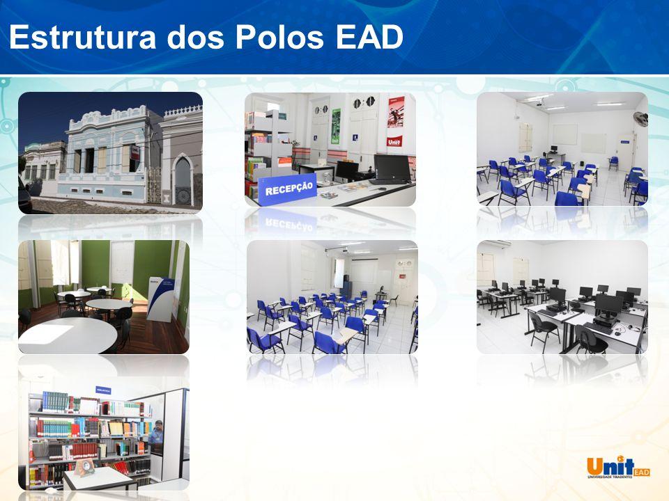 Estrutura dos Polos EAD