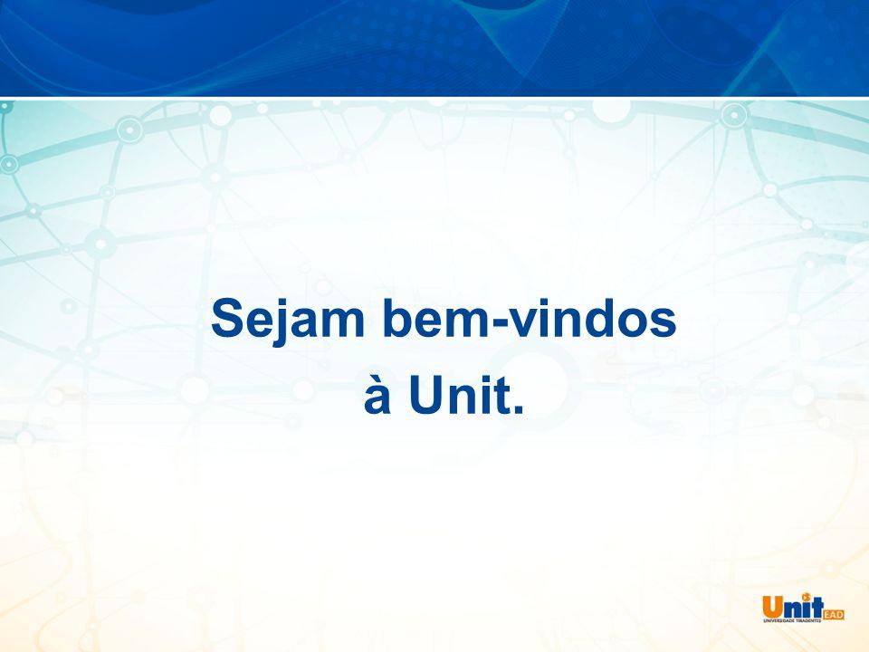 Sejam bem-vindos à Unit.