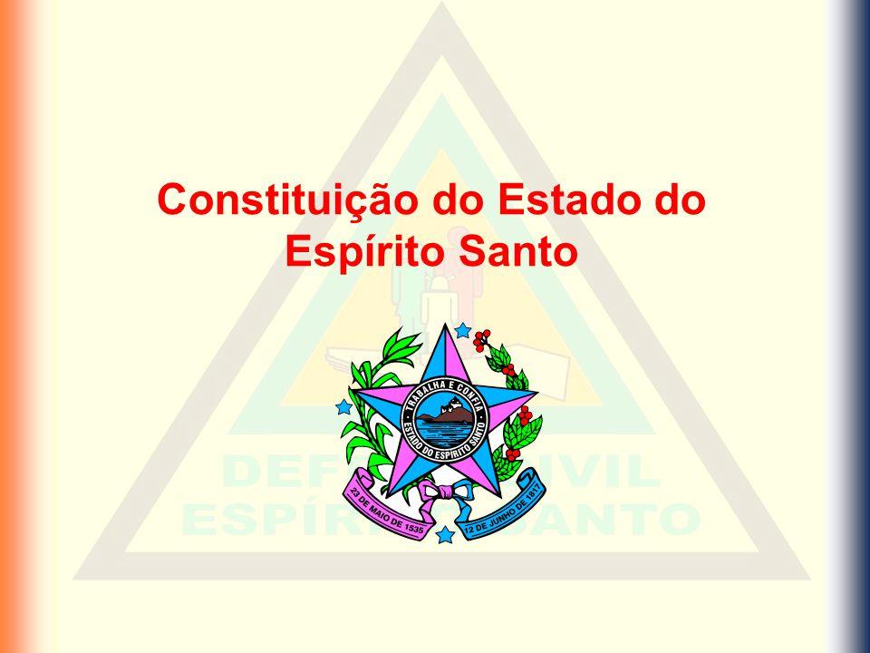 Constituição do Estado do Espírito Santo