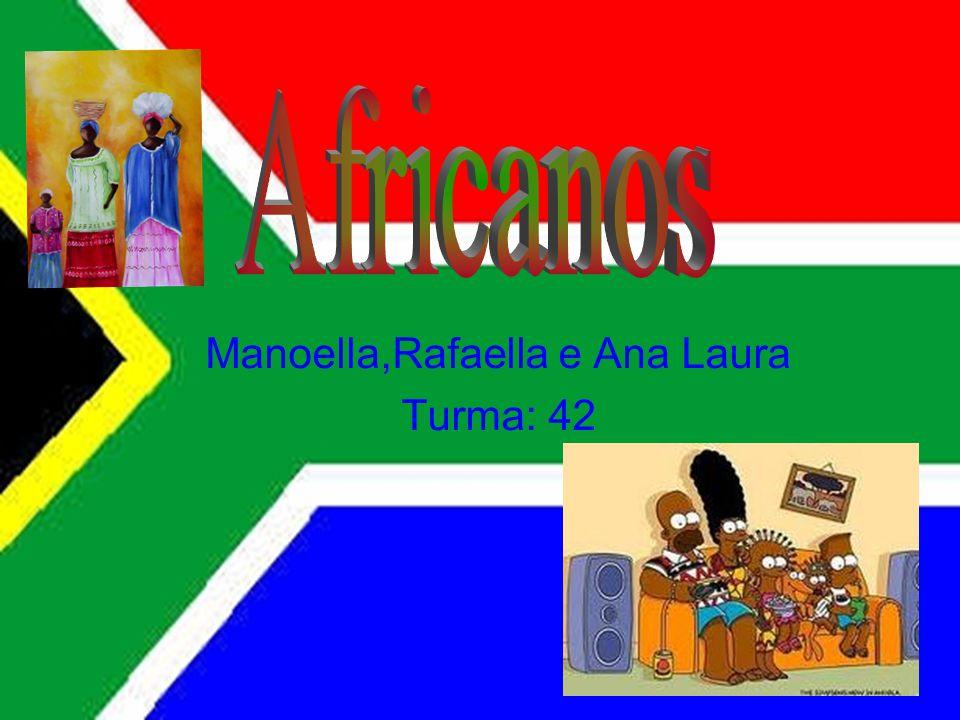•E•Este trabalho está sendo feito no PowerPoint.O nosso tema é sobre os africanos.
