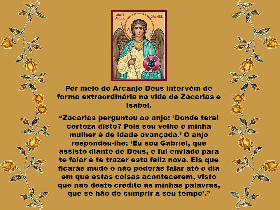 """""""Ele será para ti motivo de gozo e alegria, e muitos se alegrarão com o seu nascimento; porque será grande diante do Senhor e não beberá vinho nem cer"""