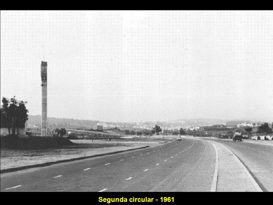 Segunda circular - 1961