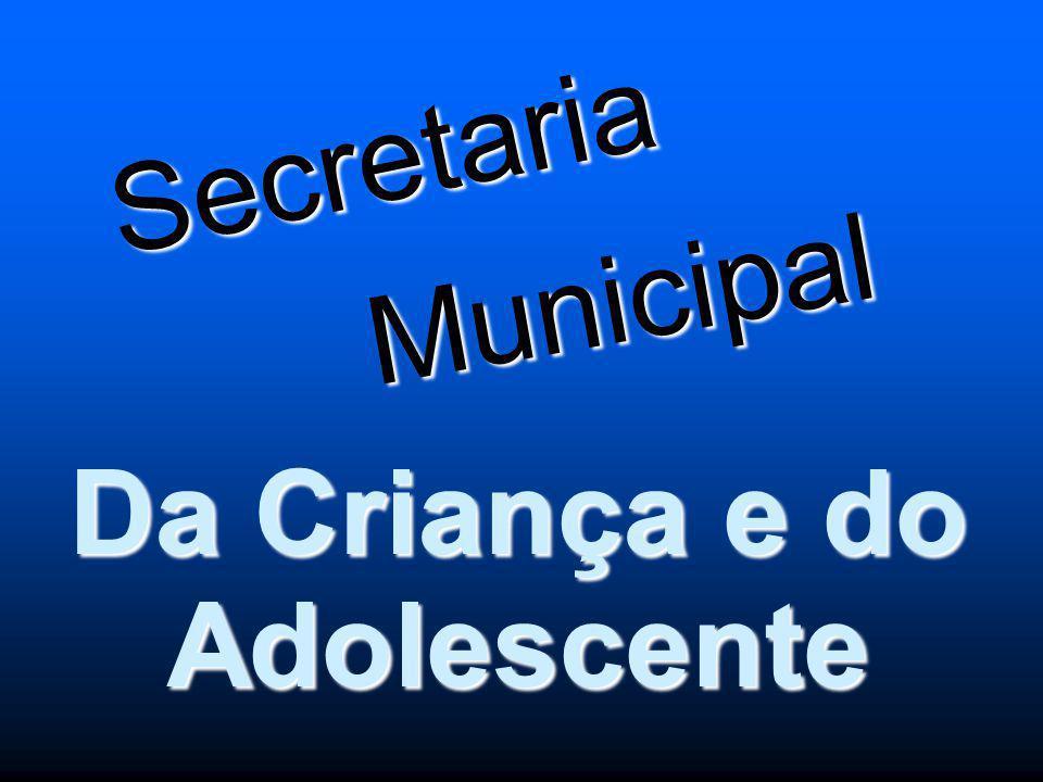 Prefeitura de Itajaí Secretaria da Criança e do Adolescente A SECAD agradece sua participação.