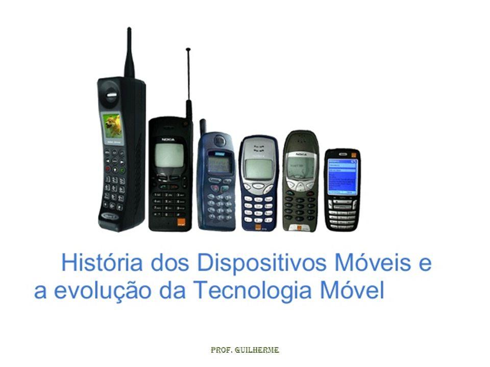 Dispositivos Móveis CARACTERISTICAS • Pequenos (Fáceis de Perder e Esquecer) • Comunicação Sem Fio • Conexão infra vermelho, 802.11, 2,5G, 3G,4G, Bluetooth • Capacidade de armazenamento Interna e Externa (cartões) Segurança em Dispositivos Móveis