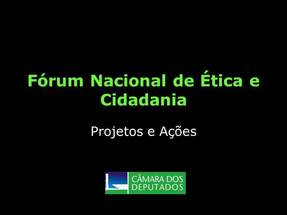 Ética e Cidadania: Premissas para a gestão na Câmara dos Deputados