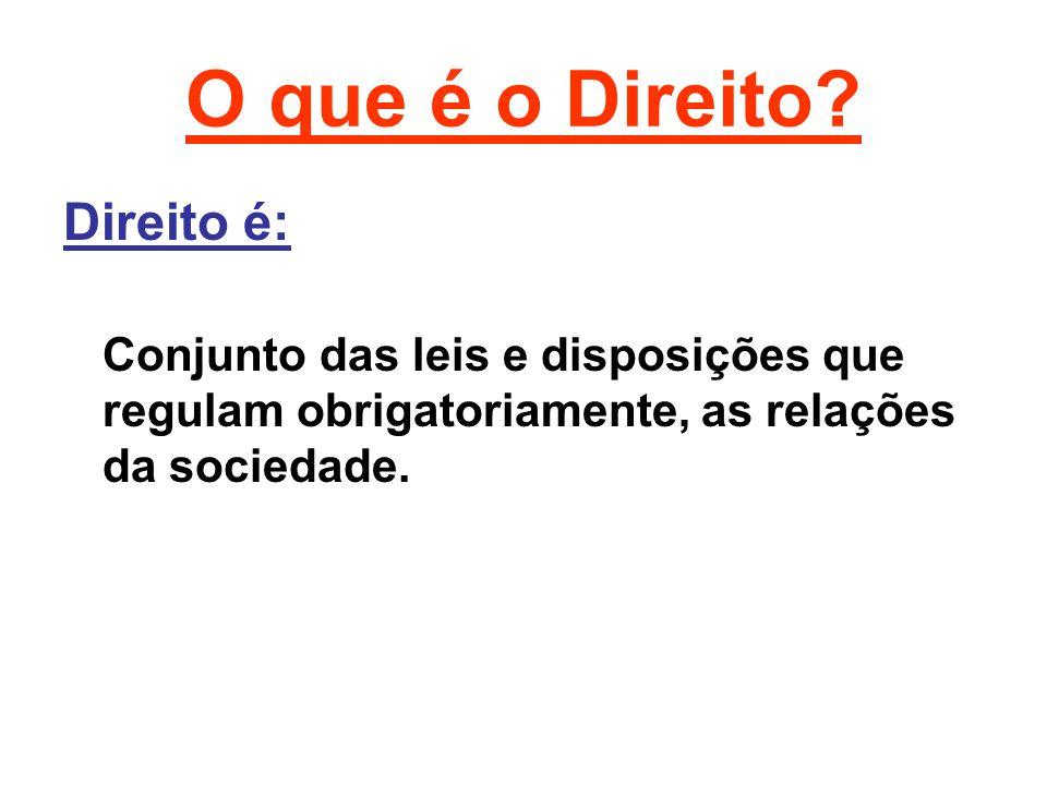 Fontes do Direito •A LEI é a principal fonte do Direito no Brasil.