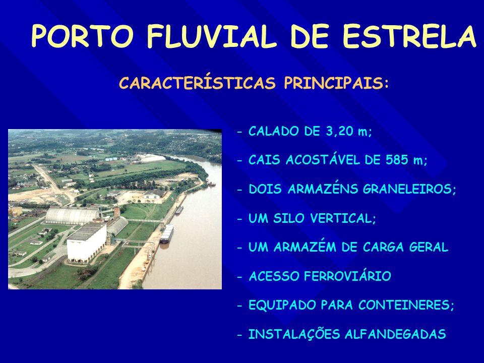 Barragens de Navegação no Rio Grande do Sul Amarópolis Anel de Dom Marco Fandango Bom Retiro do Sul São Gonçalo