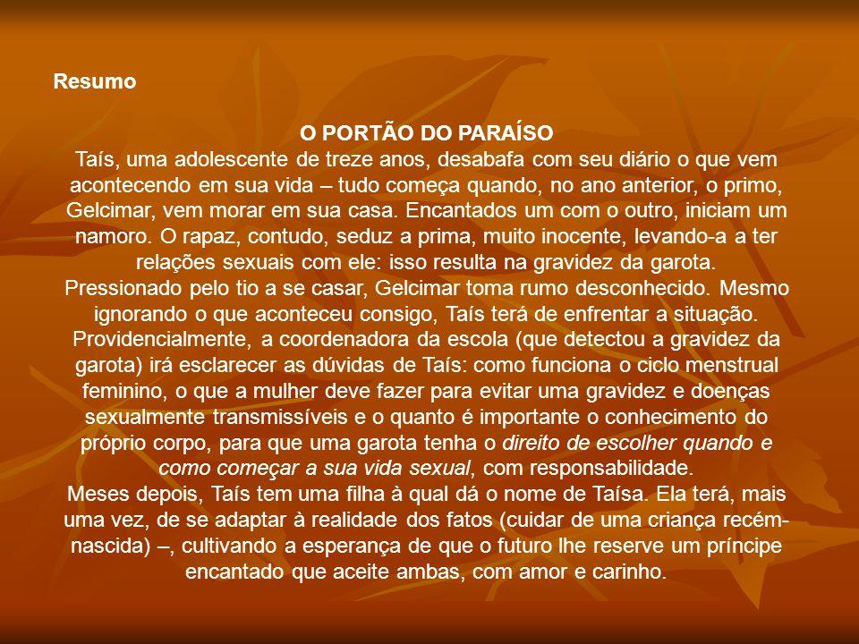 Introdução Na aula de Língua Portuguesa o tema abordado foi sobre a gravidez na adolescência.
