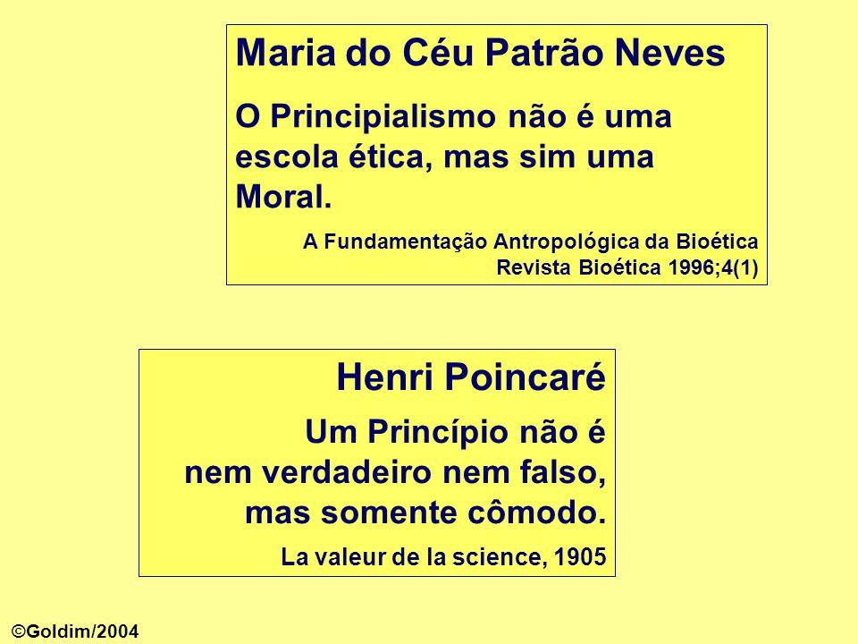 Henri Poincaré Um Princípio não é nem verdadeiro nem falso, mas somente cômodo.