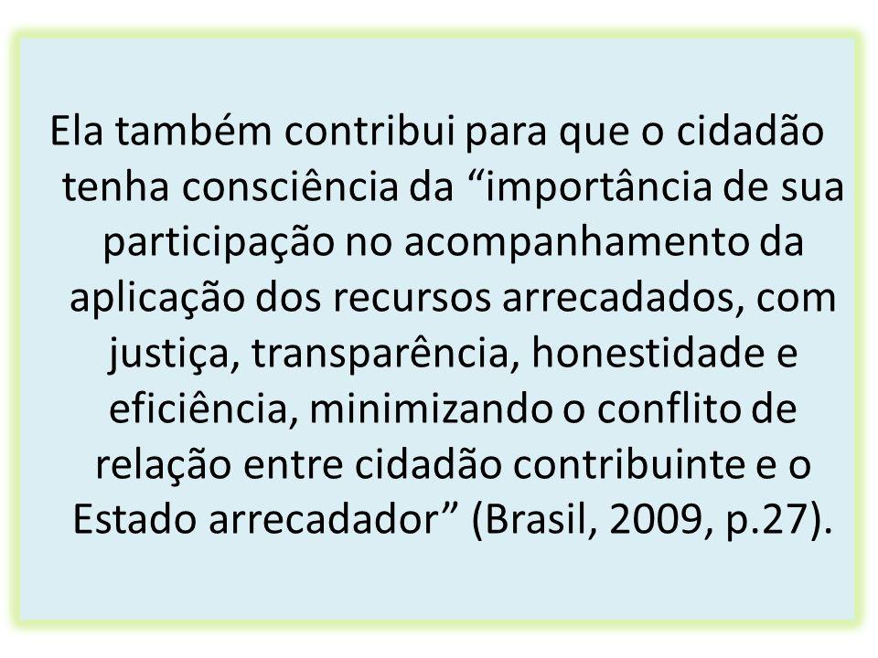 Assim, dentro das diversas possibilidades de procedimentos, podemos relacionar algumas sugestões de assuntos inerentes a abordagem da cidadania e educação fiscal que podem ser trabalhados nas aulas de matemática da rede estadual de Goiás: