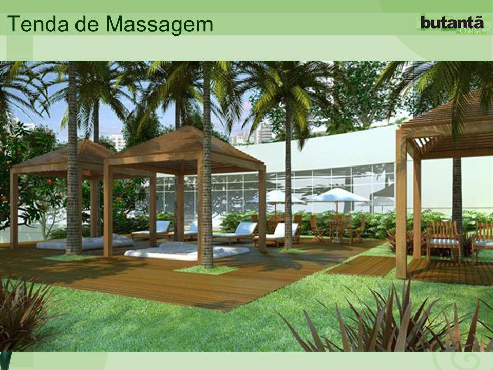 Tenda de Massagem