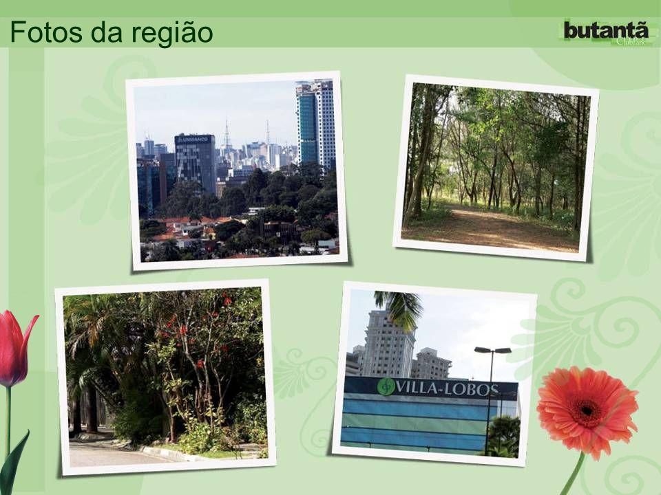 Fotos da região