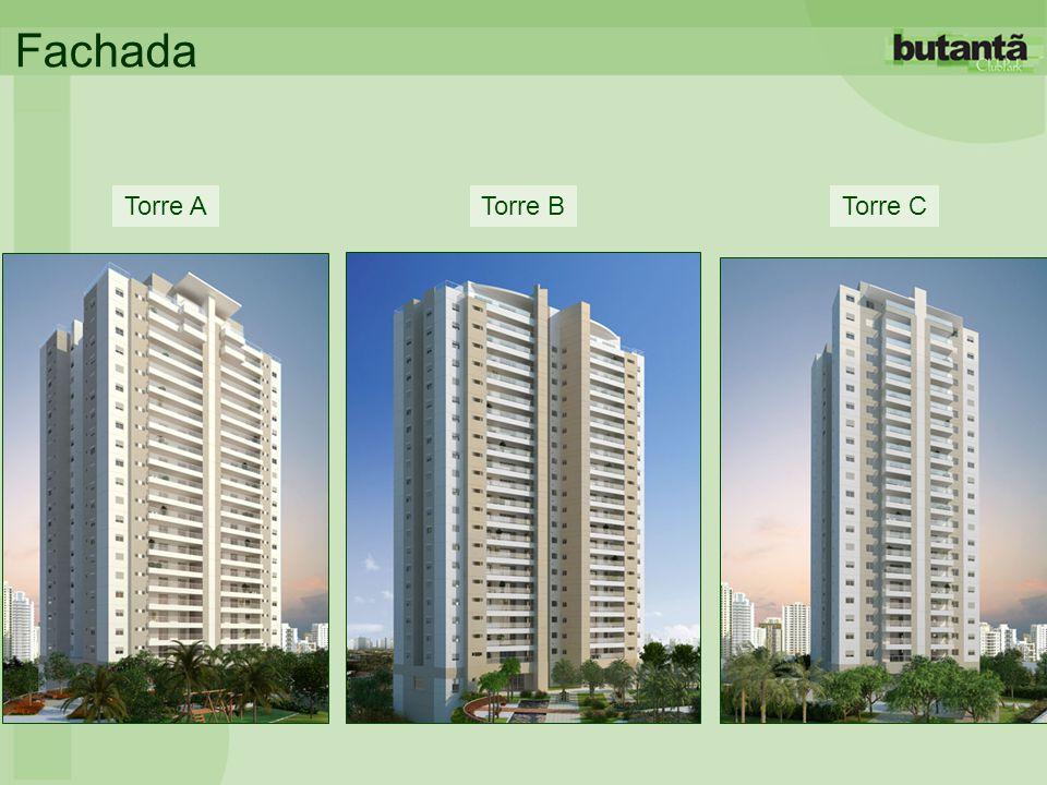 Opção A - 184,40 m² 3 dorms. (2 suítes)
