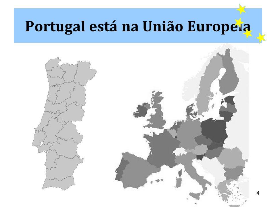 4 Portugal está na União Europeia