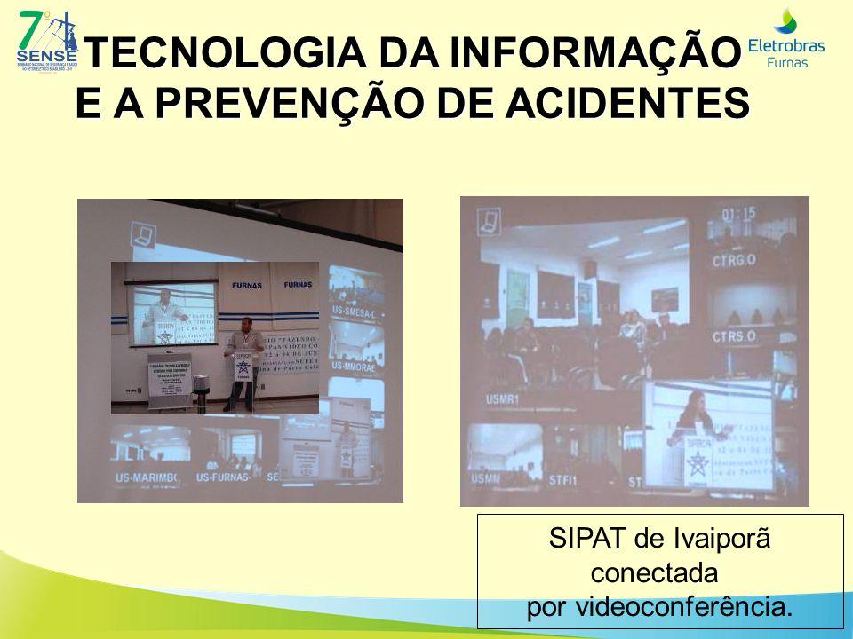 GINÁSTICA LABORAL INTERATIVA TEATRO INTERATIVO TECNOLOGIA DA INFORMAÇÃO E A PREVENÇÃO DE ACIDENTES