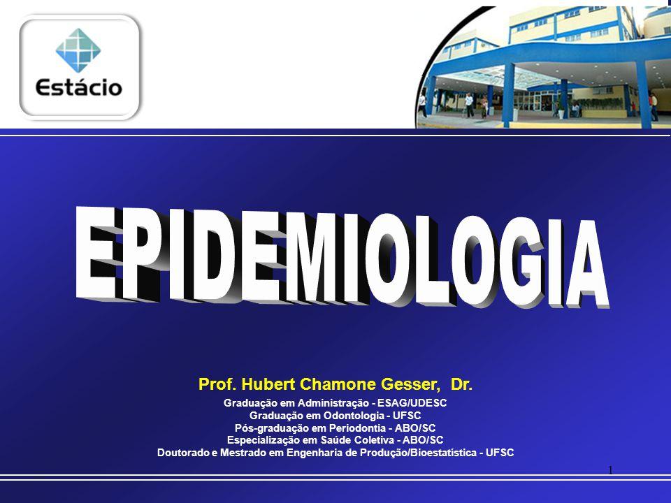 1 Prof.Hubert Chamone Gesser, Dr.