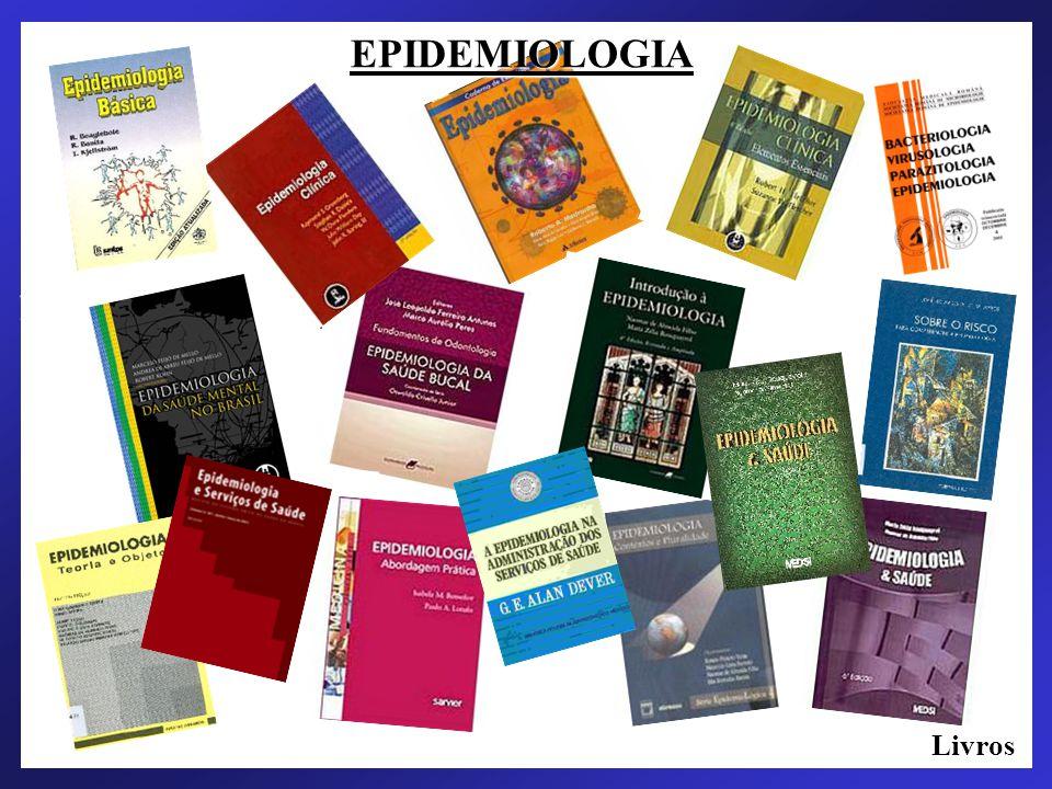 Estudos Epidemiológicos www.pubmed.gov Passo 1 - Palavra ChavePasso 2 - Iniciar a busca BASE DE DADOS: MEDLINE