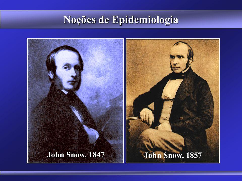 John Snow, 1857 John Snow, 1847