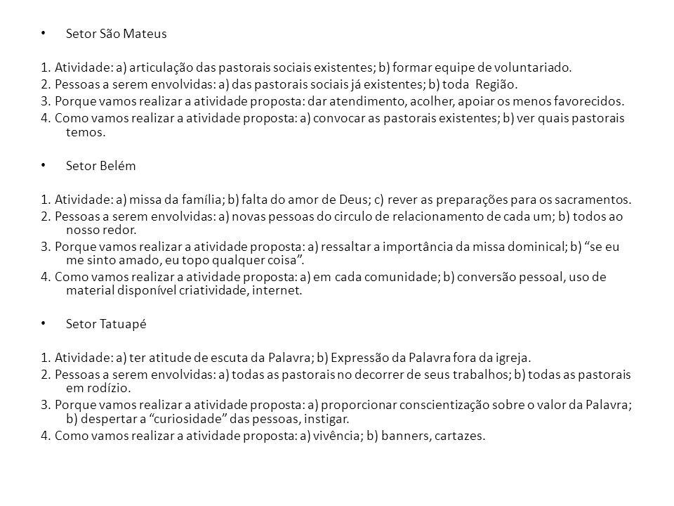• Setor São Mateus 1.
