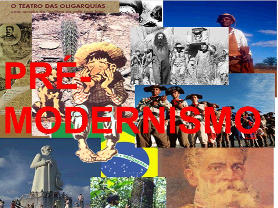 O Determinismo e o Jeca Tatu De acordo com Lobato, a mistura de raças gera um tipo fraco, indolente, preguiçoso, passivo: •Sua religião são primitivas formas de superstição e magia.
