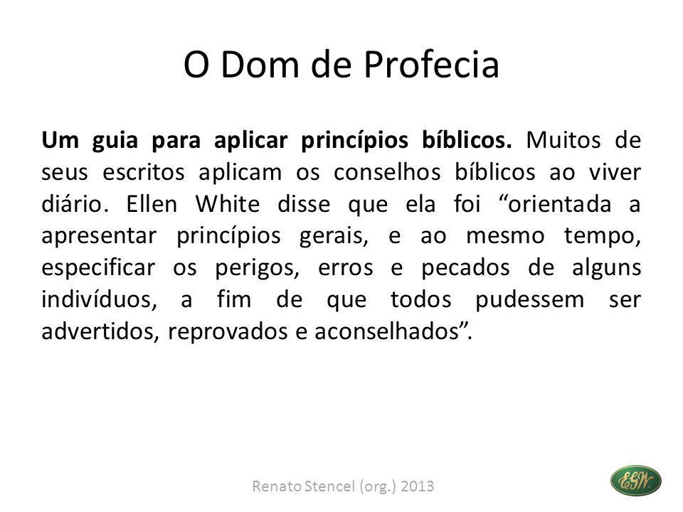 O Dom de Profecia O desafio ao crente.