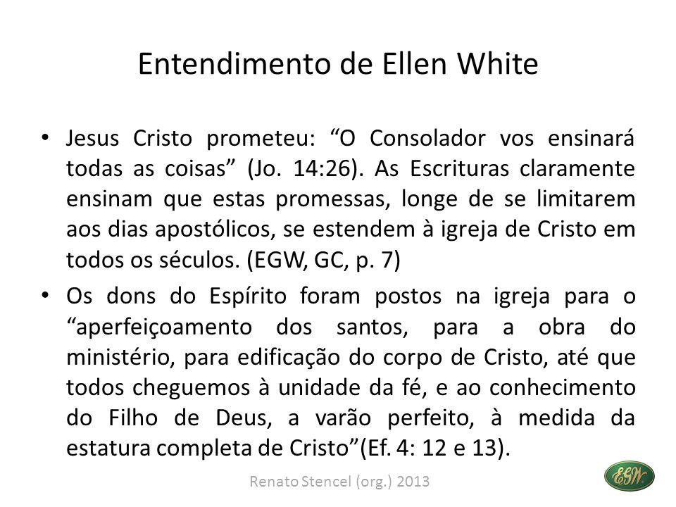A primazia da Palavra • A relação dos escritos de Ellen G.