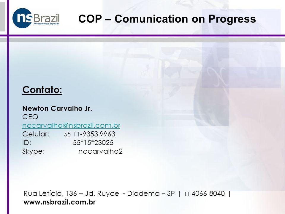 Contato: Newton Carvalho Jr.
