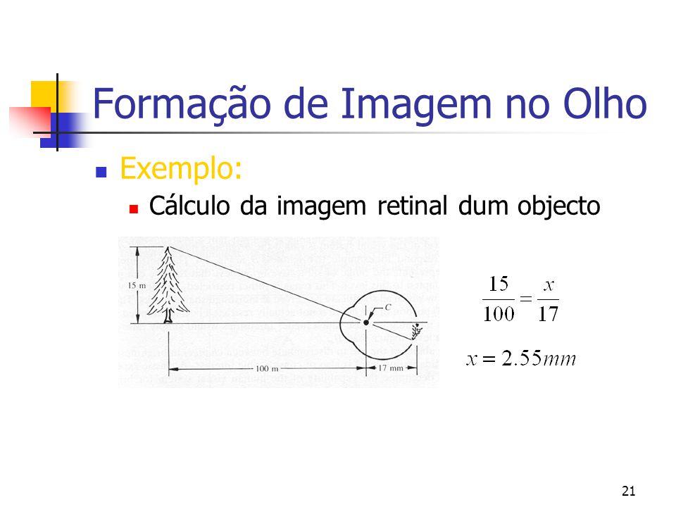 20 Formação de Imagem Objecto Imagem