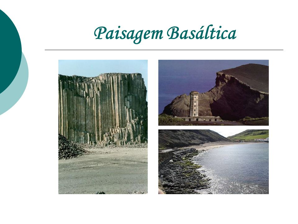 Paisagem Basáltica