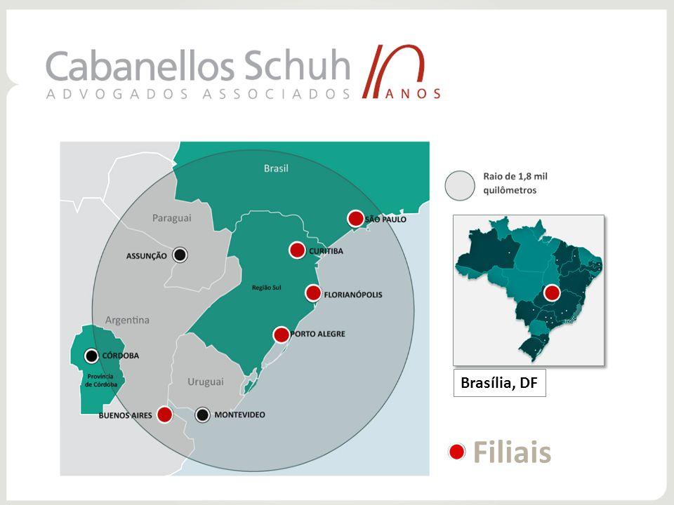 Filiais Brasília, DF