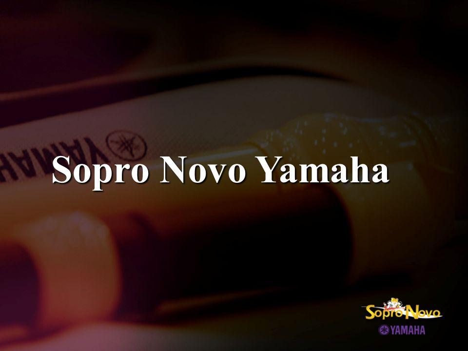 Sopro Novo Yamaha