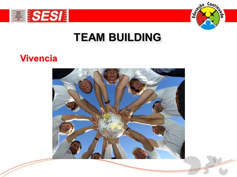 TEAM BUILDING Vivencia