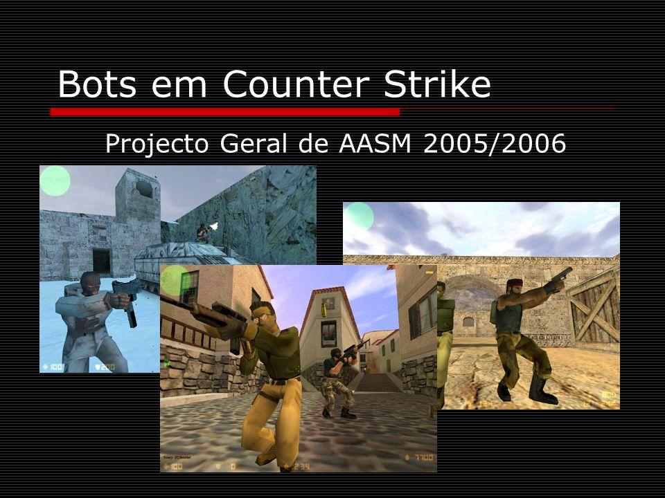 Bots em Counter Strike Projecto Geral de AASM 2005/2006