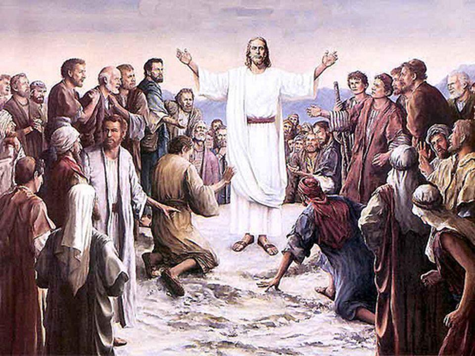 - Jesus escarnecido e espancado, esqueceu ofensas e deserções...