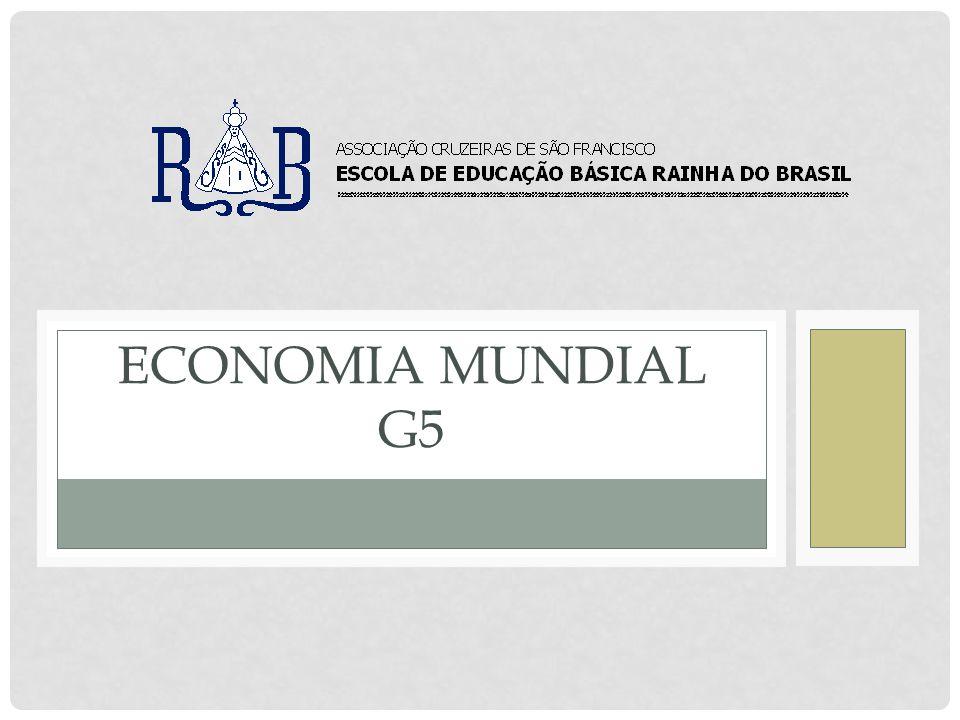 ECONOMIA MUNDIAL G5