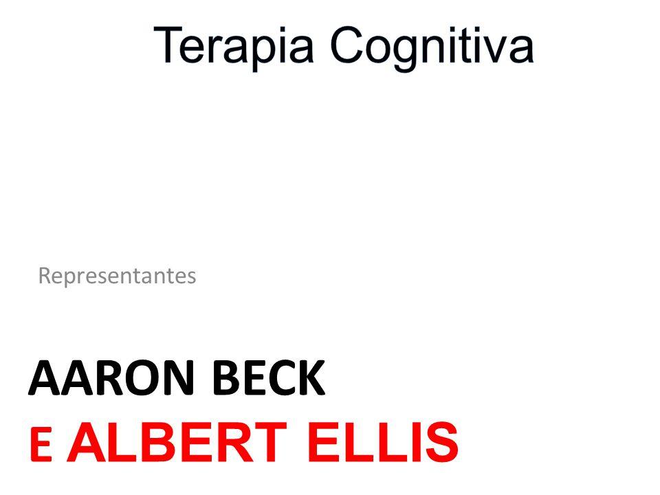 Representantes AARON BECK E ALBERT ELLIS