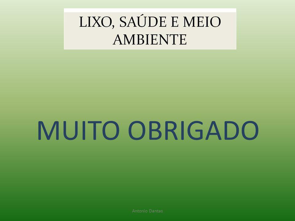 MUITO OBRIGADO Antonio Dantas
