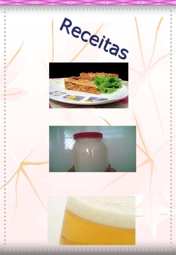 Bolo de Milharina Bolo de Milharina ▪ 2 Copos de milharina ▪ ½ Copos de açúcar ▪ 1 Pitada de sal ▪ 2 Copos de leite ▪ ½ Copo de óleo ▪ 4 Ovos ▪ 1 Pacote de coco ralado 50g.