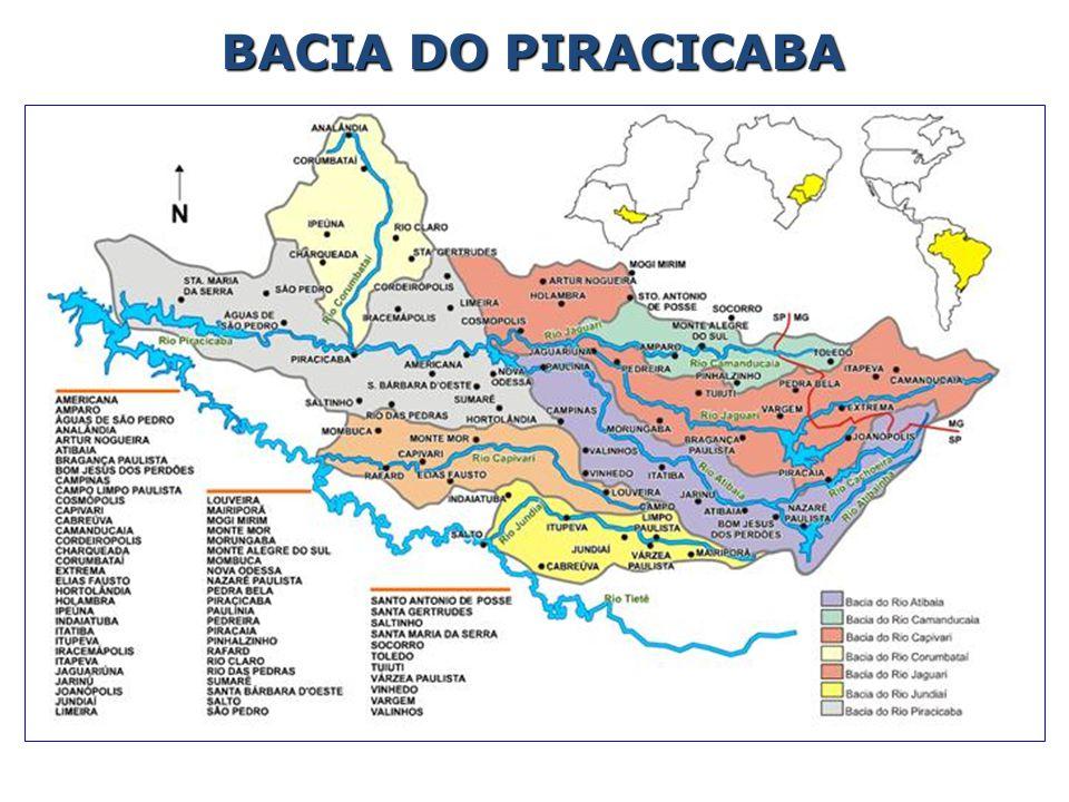 BACIA DO PIRACICABA