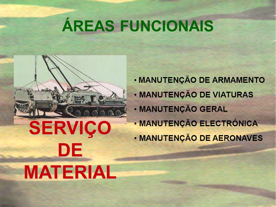 ÁREAS FUNCIONAIS • TRANSPORTES TRANSPORTES