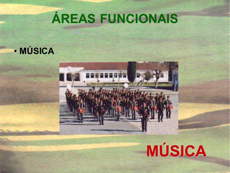 ÁREAS FUNCIONAIS SERVIÇO DE PESSOAL • PESSOAL E SECRETARIADO (Oficiais e Sargentos)